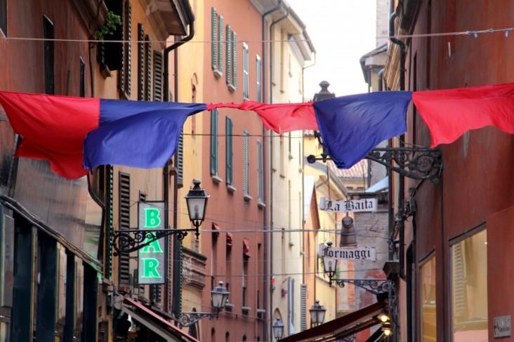 bologna city