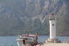 которский залив - маяк